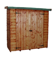 Albany Shed Company Wallshed Double
