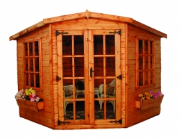 Albany Shed Company Lincoln 15mm Corner