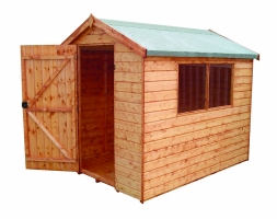 Albany Shed Company Norfolk 12mm Apex