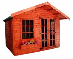 Albany Shed Company Cotswold 15mm Apex