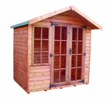 Albany Shed Company Clipston 15mm Compact Apex