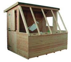 Albany Shed Company Dual 15mm Potting Shed