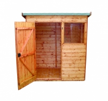 Albany Shed Company Suffolk 12mm Pent