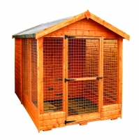 Albany Shed Company Welland Kennel + Run