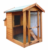 Shed Experts Hen House