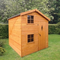 Albany Shed Company Elmcroft Two Storey Playhouse
