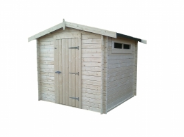 Albany Shed Company Charnwood 33mm Log Cabin Shed